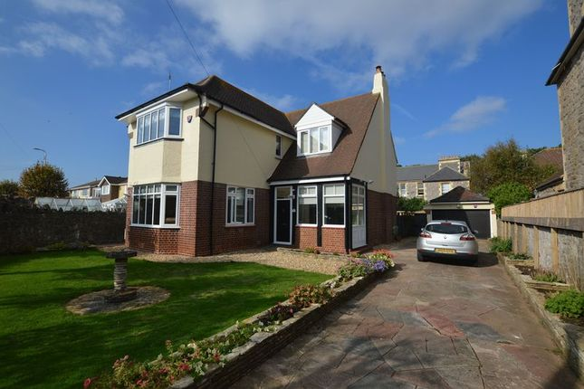 Thumbnail Detached house for sale in Quantock Road, Weston-Super-Mare