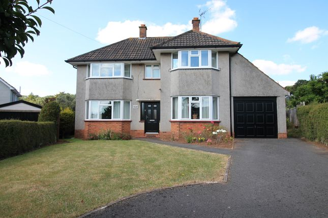 Thumbnail Detached house for sale in Wrington Road, Congresbury, North Somerset