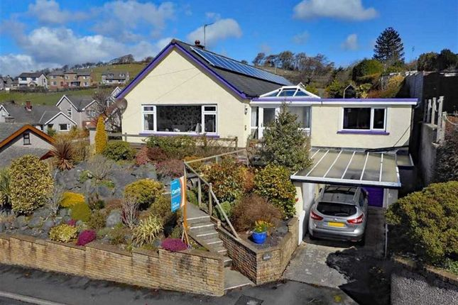 Thumbnail Detached bungalow for sale in Town View Road, Ulverston, Cumbria