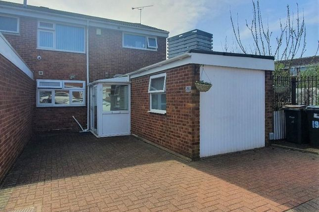 Thumbnail Property for sale in Pensilva Way, Hillfields, Coventry
