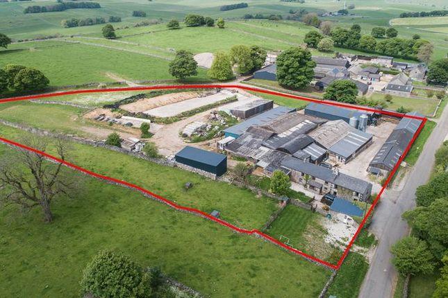 Thumbnail Farmhouse for sale in Middle Farm, Wheston, Buxton