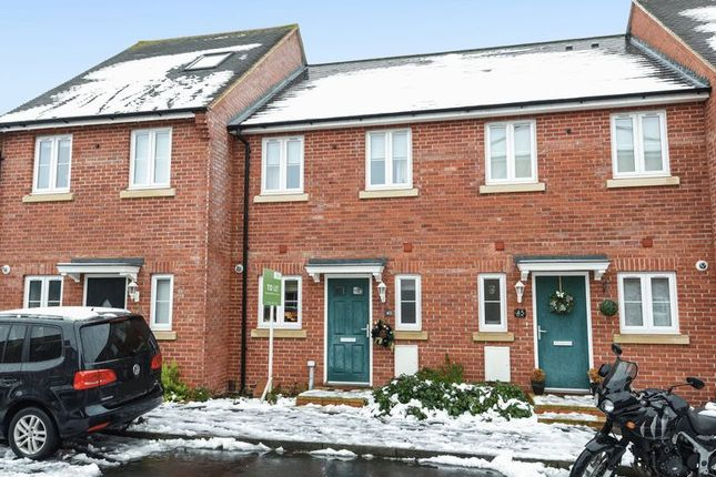 Terraced house to rent in Pluto Way, Aylesbury