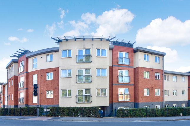 Thumbnail Flat for sale in Bullar Road, Southampton