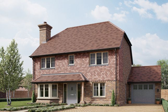 Thumbnail Detached house for sale in Lime At Riverbourne, Elm Avenue, Chattenden