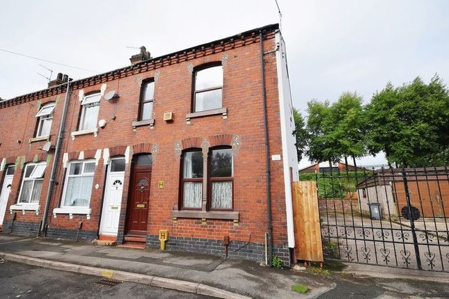 Thumbnail Terraced house for sale in Wayte Street, Hanley, Stoke-On-Trent