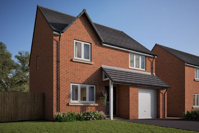 "Thumbnail Detached house for sale in ""The Goodridge"" at Ripon Road, Killinghall, Harrogate"