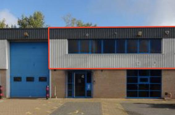 Thumbnail Office to let in Lower Farm Road, Moulton Park, Northampton