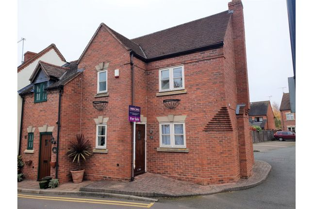 Thumbnail End terrace house for sale in Abbey Mews, Alcester