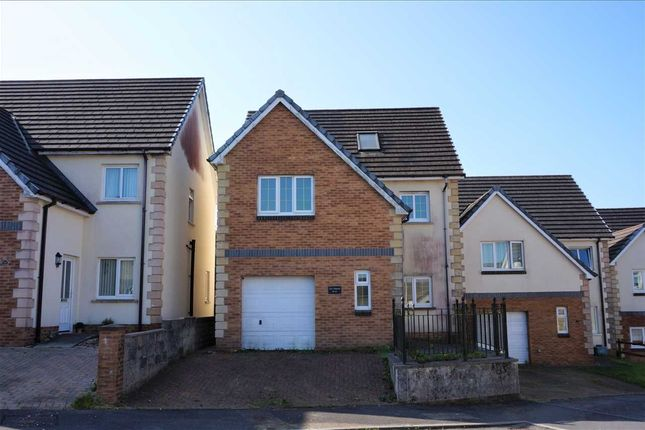 Thumbnail Detached house for sale in Llys Bethesda, Tumble, Llanelli