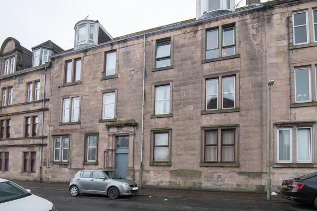 Exterior of Holmscroft Street, Greenock PA15
