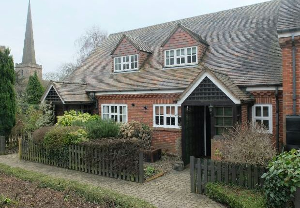 Thumbnail Terraced house for sale in Upperhall Close, Ledbury