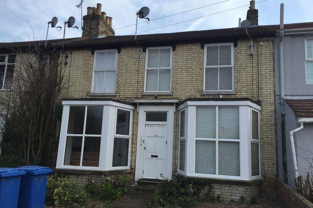 Thumbnail Flat to rent in London Road, Ipswich