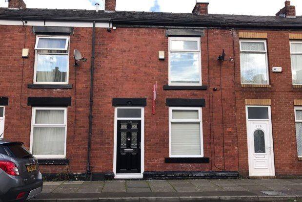 Thumbnail Terraced house to rent in Curzon Road, Ashton-Under-Lyne