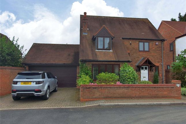 Thumbnail Detached house for sale in Gardners Meadow, Bewdley