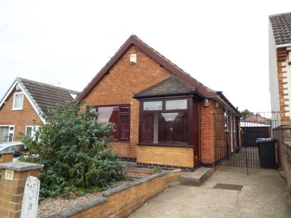 2 bed bungalow for sale in Baker Avenue, Arnold, Nottingham