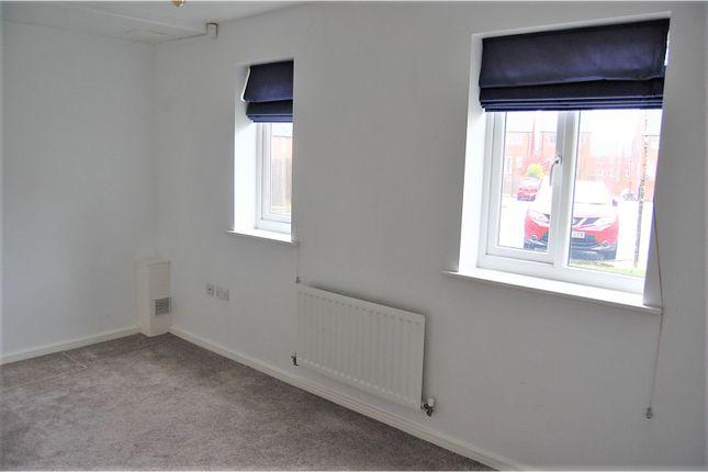 Bedroom One of Greenhead Street, Burslem, Stoke-On-Trent ST6