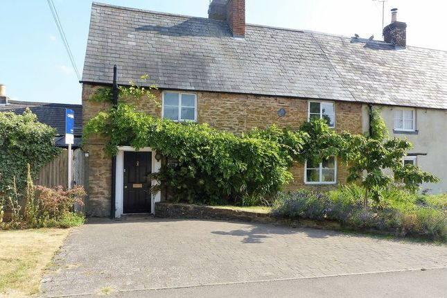 Thumbnail Cottage for sale in The Green, Braunston