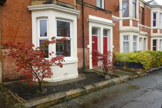 Thumbnail Flat to rent in Mayfair Road, Jesmond, Newcastle Upon Tyne