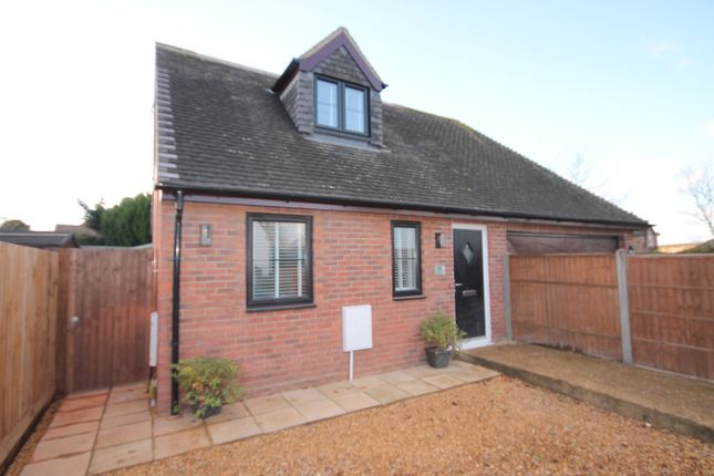 Thumbnail Semi-detached house for sale in Newbury Lane, Silsoe, Bedford