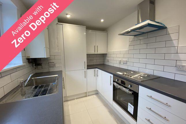 Thumbnail Flat to rent in Warburton Close, Southampton
