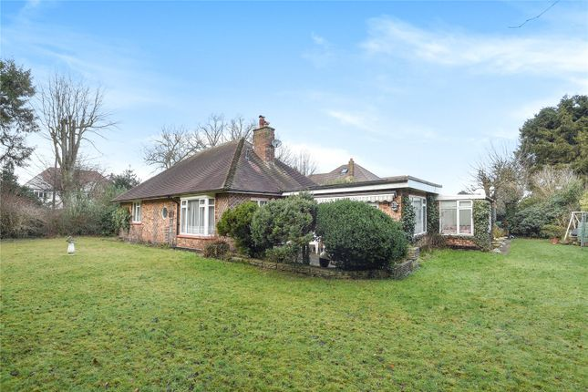 Thumbnail Detached bungalow for sale in Oxenden Wood Road, Chelsfield Park