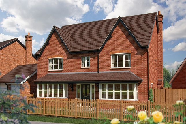 """Thumbnail Detached house for sale in """"The Ascot"""" at Mandale Close, Bishops Itchington, Southam"""