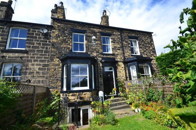 Thumbnail Terraced house for sale in Albert Grove, Headingley, Leeds