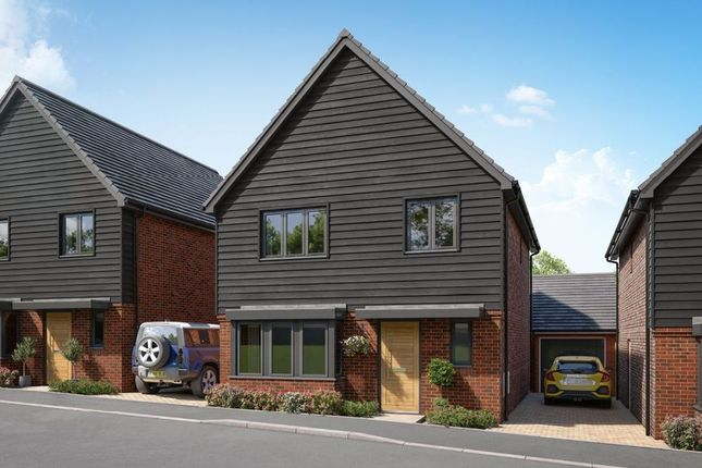 """Thumbnail Property for sale in """"The Romsey"""" at Curbridge, Botley, Southampton"""