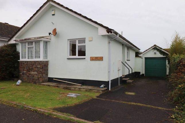 Thumbnail Detached bungalow for sale in Beards Road, Fremington, Barnstaple