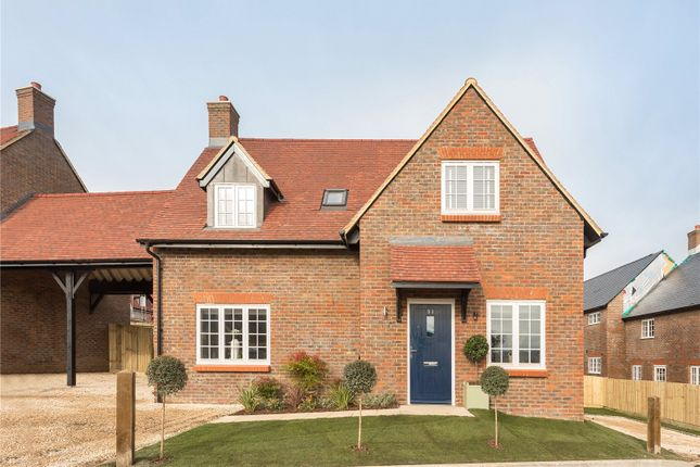 Thumbnail Detached house for sale in Woodland View, Saint's Hill, Slough Lane, Saunderton, Buckinghamshire