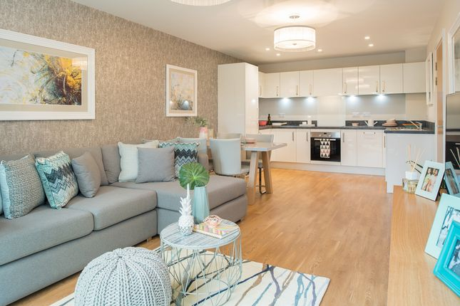 """Thumbnail Flat for sale in """"Colton House 1"""" at 3 Waterman House, Oak Drive, Arborfield Green"""