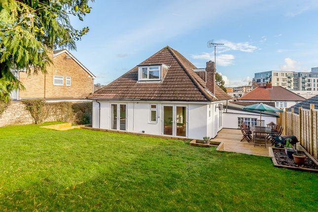Thumbnail Detached bungalow for sale in Park Road, Hemel Hempstead, Hertfordshire