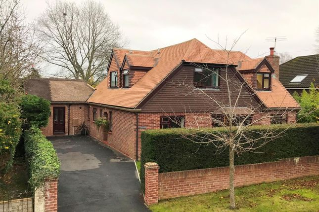 Thumbnail Detached house for sale in Lisle Close, Shaw, Newbury