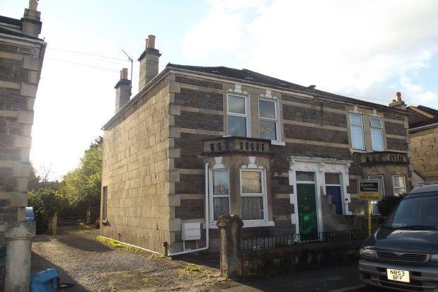 Thumbnail Property to rent in Cynthia Road, Bath