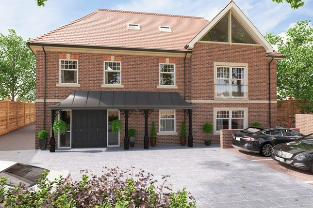 Thumbnail Flat for sale in Fordwater Gardens, Summersdale, Chichester