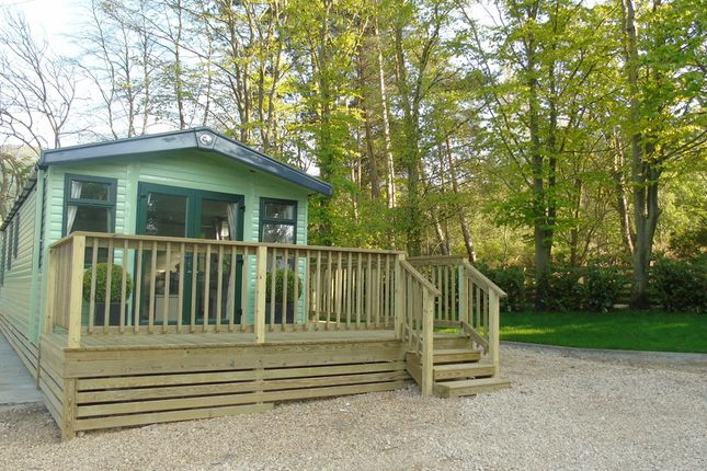 Thumbnail Mobile/park home for sale in Toft Hill Caravan Park, Hill Road, Great Broughton