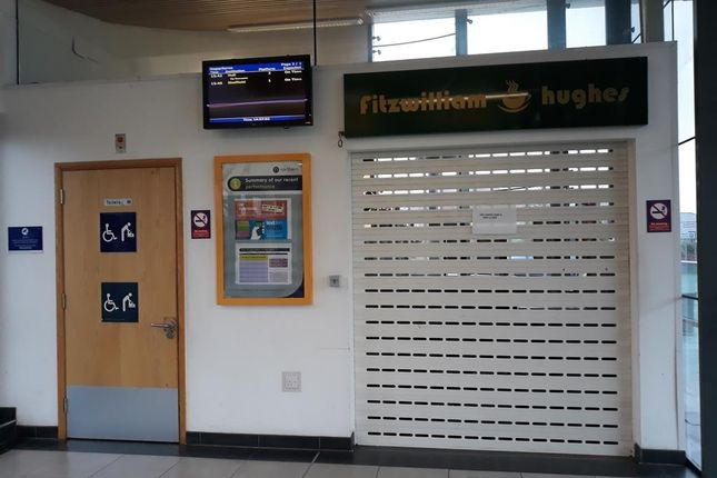 Thumbnail Retail premises to let in Rotherham Central Railway Station, Central Road, Rotherham, South Yorkshire