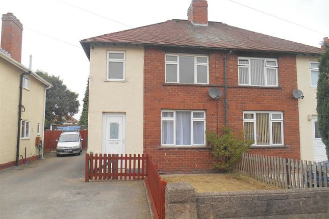 3 bed semi-detached house to rent in Hampton Street, Cannock
