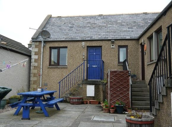 Thumbnail Flat to rent in Granary Lane, Burghead, Elgin