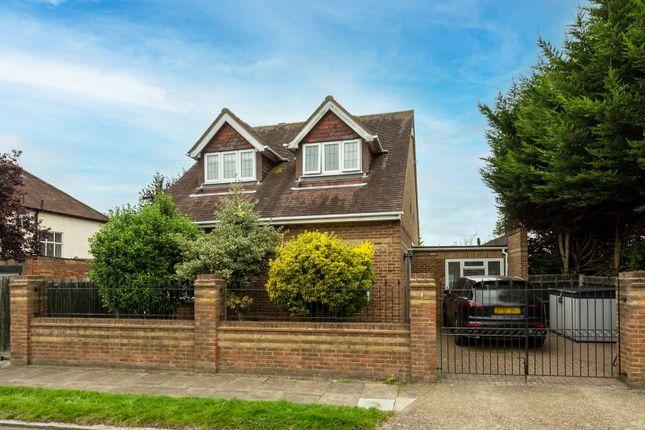 Thumbnail Detached house for sale in Windermere Avenue, Merton Park, London