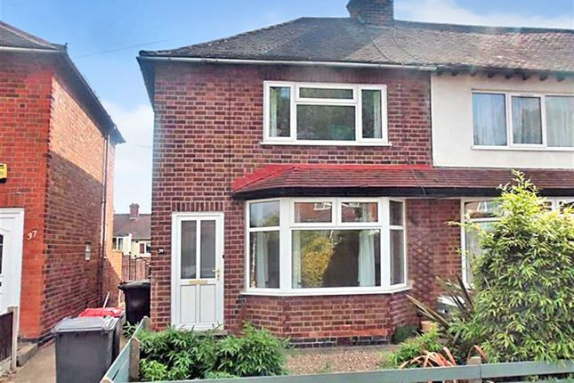 Thumbnail Semi-detached house to rent in Barrydale Avenue, Beeston, Nottingham