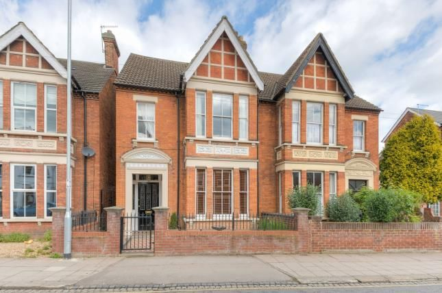 Thumbnail Semi-detached house for sale in Castle Road, Bedford, Bedfordshire