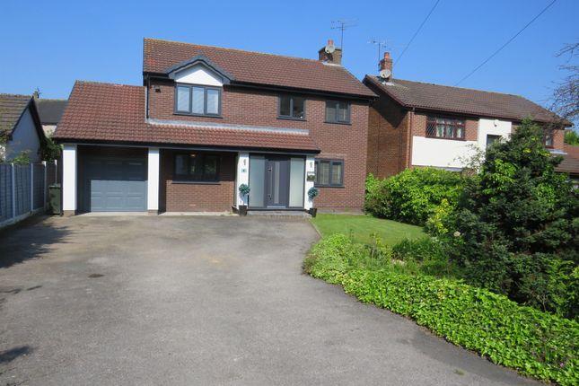 Thumbnail Detached house for sale in Regal Close, Great Sutton, Ellesmere Port