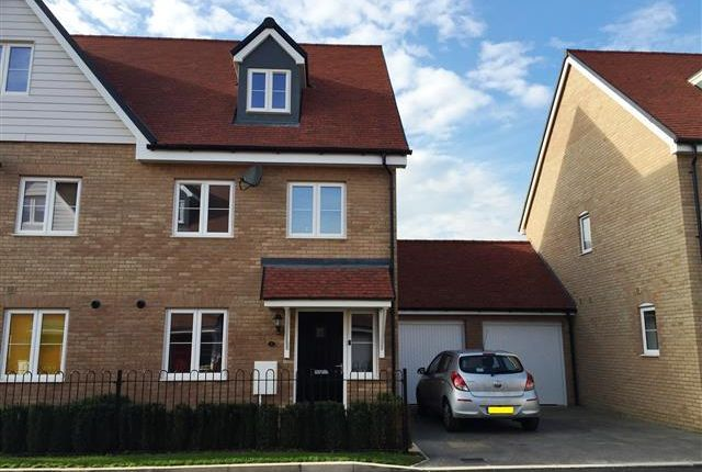 Thumbnail Property to rent in Carrick Street, Aylesbury