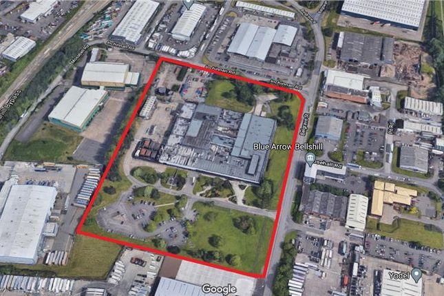 Thumbnail Land for sale in 5 Belgrave Street, Bellshill, Bellshill
