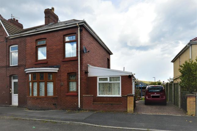 3 bed end terrace house for sale in Silver Terrace, Burry Port SA16