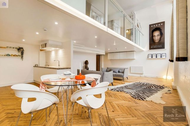 Thumbnail Flat for sale in Westminster Bridge Road, London
