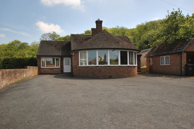 Thumbnail Detached bungalow for sale in Ercall Lane, Wellington, Telford, Shropshire