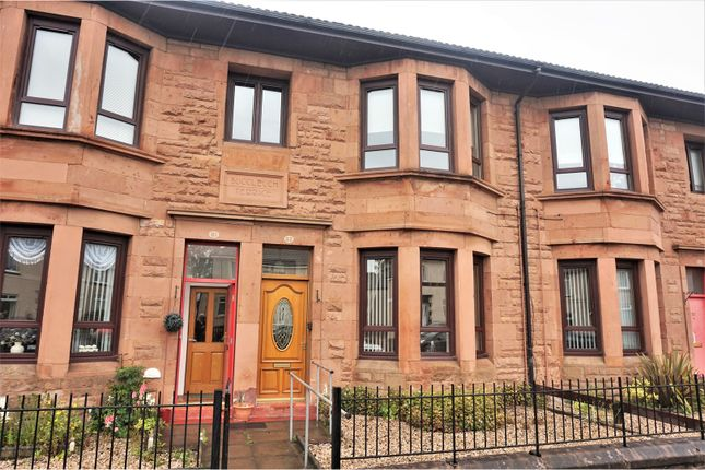 Thumbnail Flat for sale in Cambusnethan Street, Wishaw