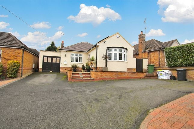 Thumbnail Detached bungalow for sale in Ecton Lane, Sywell, Northampton
